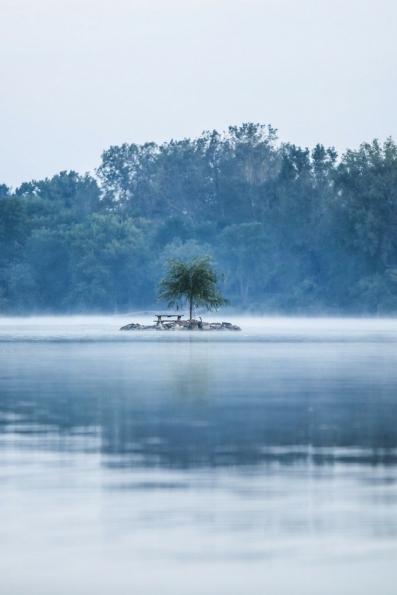 Insel im See Ellas Schreibwelt