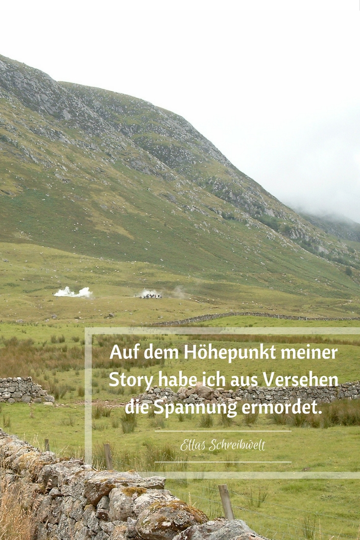 Story Höhepunkt Ellas Schreibwelt Pinterest