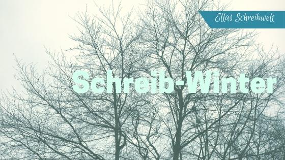 Kahle Bäume stehen für das Schreibtief im Schreib-Winter Ellas Schreibwelt